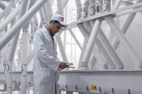 Control de calidad en una línea de producción