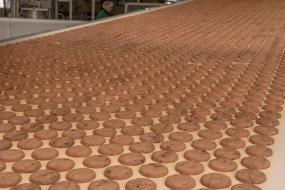 Ligne de production des biscuits Top Cookies