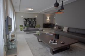 Projet Galeria - appartement témoin-Casablanca