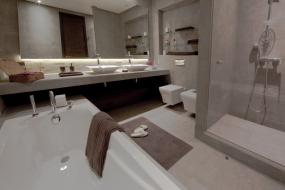 Projet Galeria : appartement témoin-Casablanca